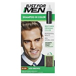Just For Men Shampoo-In Haircolor, Ash Brown H-20