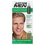 Just For Men Shampoo-In Haircolor, Dark Blond / Lightest Brown H-15- 1 ea