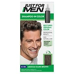 Just For Men Shampoo In Hair Color, Medium-Dark Brown 40