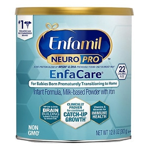 Enfamil EnfaCare Lipil Milk-Based Infant Formula, Powder- 12.8 oz