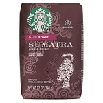 Starbucks Sumatra, Ground- 12 oz