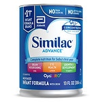 Similac Advance Complete Nutrition, Concentrated Infant Formula with Iron, Liquid- 13 oz