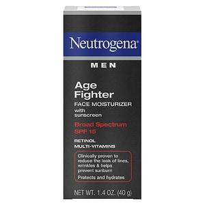 Neutrogena Men Age Fighter Face Moisturizer Broad Spectrum SPF 15- 1.4 oz