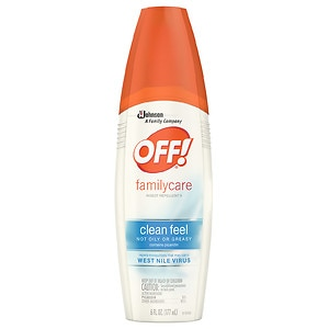 Off! Skintastic Insect Repellent, Clean Feel- 6 fl oz