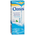Oasis Moisturizing Mouth Spray for Dry Mouth, Mild Mint