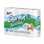Charmin Sensitive Bath Tissue, Giant Rolls