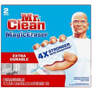 Mr. Clean Magic Eraser- 2 ea