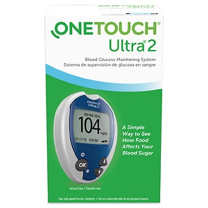 OneTouch Ultra 2 Blood Glucose Monitoring System- 1 ea
