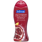 Softsoap Body Wash, Juicy Pomegranate and Mango Infusions