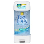 Dry Idea AdvancedDry Antiperspirant & Deodorant Clear Gel, Unscented