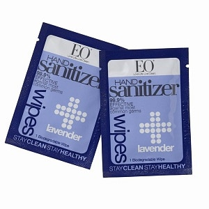 EO Sanitizing Hand Wipes&nbsp;