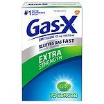 Gas-X Extra Strength Antigas, Softgel