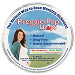 Preggie Pops All Natural Morning Sickness Drops- 21 ea