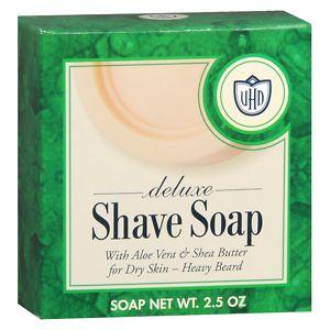 Van Der Hagen Deluxe Shave Soap- 2.5 oz