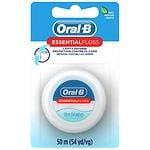 Oral-B Essential Floss, Mint- 54 yd