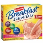 Carnation Breakfast Essentials Complete Nutritional Drink, Packets, Strawberry Sensation