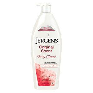 Jergens Original Scent Cherry-Almond Moisturizer