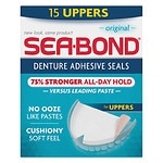 Sea-Bond Denture Adhesive, Uppers, Original