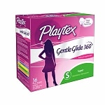 Playtex Gentle Glide Tampons, Fresh Scent, Super, 36 ea