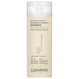 Giovanni 50:50 Balanced Hydrating-Clarifying Shampoo, for Normal to Dry Hair&nbsp;