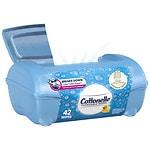 Cottonelle Fresh Care Flushable Moist Wipes Tub- 42 ea