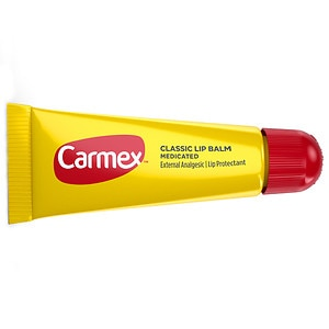Carmex Original Tube, Everyday Soothing Lip Balm- .35 oz