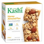 Kashi TLC Chewy Granola Bar, Honey Almond Flax