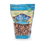Blue Diamond Almonds, Roasted Salted- 16 oz