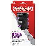 Mueller Sport Care Adjustable Knee Brace, Moderate Support, Model