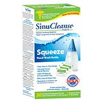 SinuCleanse Squeeze Nasal Wash Kit- 1 ea