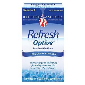 Refresh Optive, Lubricant Eye Drops