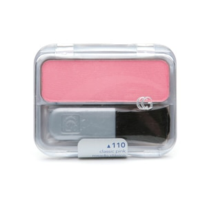 CoverGirl Cheekers Blush, Classic Pink 110- .12 oz
