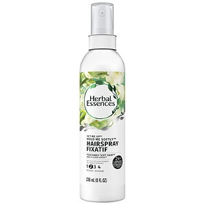 Herbal Essences Set Me Up Hold Me Softly Non-Aerosol Hairspray, Lily of the Valley, 8 oz