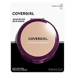 CoverGirl Advanced Radiance Age-Defying Pressed Powder, Classic