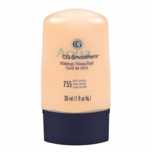 CoverGirl Smoothers Liquid Foundation, Soft Honey 755, 1 fl oz