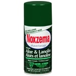 Noxzema Shaving Medicated Shave with Aloe and Lanolin- 11 oz