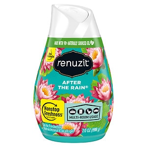 Renuzit Aroma Adjustables Long Last Air Freshener, After The Rain, 7.5 oz