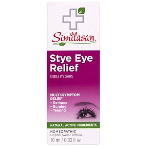 Similasan Stye Eye Relief Eye Drops 0.33 fl oz