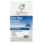 Similasan Dry Eye Relief, Single-Use Eye Drops- .02 oz