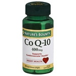 Nature's Bounty CoQ10 Softgels Super Potency