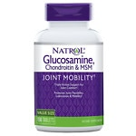 Natrol Glucosamine Chondroitin MSM, Tablets- 150 ea