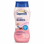 Coppertone Water Babies Sunscreen Lotion, SPF 50