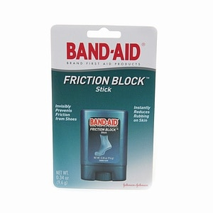 Band-Aid Active Friction Block Stick- .34 oz