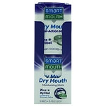 SmartMouth Dry Mouth Relief Mints, Sugarfree, Great Mint Flavor