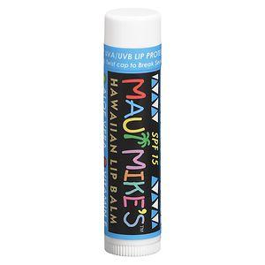 Maui Mike's Hawaiian Lip Balm SPF 15, Pina Colada- 1 ea