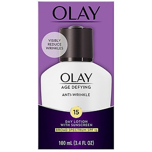 Olay Age Defying Anti-Wrinkle Daily SPF 15 Lotion