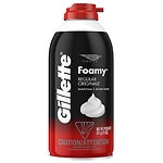 Gillette Foamy Shaving Cream- 11 oz