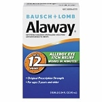 Bausch + Lomb Alaway Eye Itch Relief- .34 fl oz