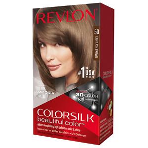 Revlon Light Brown Hair Color Chart