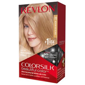 Revlon Colorsilk Beautiful Color, Medium Ash Blonde 70